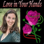 Love in Your Hands Podcast with Elizabeth Hughes LLC hosted by Cynthia Clark on Stress Ideas Coaching  inFor Women