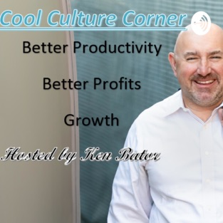 Cool Culture Corner Podcast with Elizabeth Hughes LLC hosted by Kenneth Bator on Stress Ideas Coaching  inFor Women