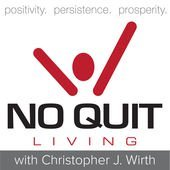 No Quit Living Podcast with RankingMastery hosted by Christopher Wirth on SEO Agency Builders  inFor Coaches