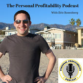Personal Profitability Podcast Podcast with RankingMastery hosted by Eric Rosenberg on SEO Agency Builders  inFor Coaches