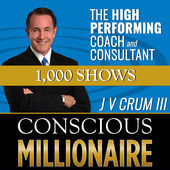 Conscious Millionaire Podcast Podcast with RankingMastery hosted by JV Crum III on SEO Agency Builders  inFor Coaches