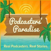 The Feature Podcast with RankingMastery on Podcasters Paradise Podcast Hosted by  The Real Brian sharing thoughts on SEO Agency Builders in For Coaches