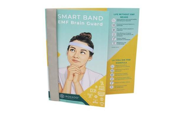 Non- Ionizing Radiation Protection for Your Bedroom Smart Headband in Available in California Rokkoo Tech
