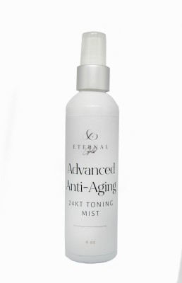 Step 2: Toners Advanced Anti-Aging Toning Mist38 Eternal Gold High Frequency All Natural Skincare  For The Mind Body Eternal Gold Beauty