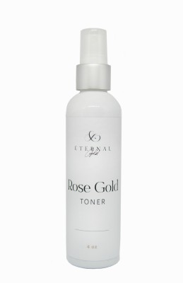 Step 2: Toners Rose Gold Toner30 Eternal Gold High Frequency All Natural Skincare  For The Mind Body Eternal Gold Beauty