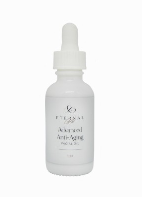 Step 3: Serums Advanced Anti-Aging Rose Facial Oil67 Eternal Gold High Frequency All Natural Skincare  For The Mind Body Eternal Gold Beauty