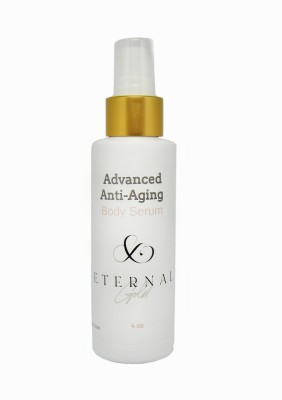 Step 5: Masks and Treatments Advanced Anti Aging Body Serum75 Eternal Gold High Frequency All Natural Skincare  For The Mind Body Eternal Gold Beauty
