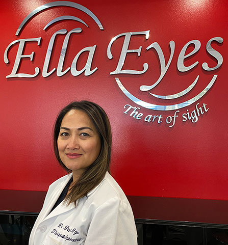 Ella Eyes  Dry Eyes Causes And Treatments Using Comprehensive Eye Exams in In Houston