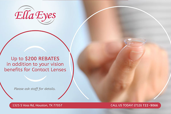 Dry Eyes Causes And Treatments Using Comprehensive Eye Exams in In Houston Ella Eyes