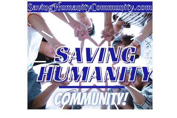 How We Can Save Humanity in Collectively Personal Growth CafePinterest